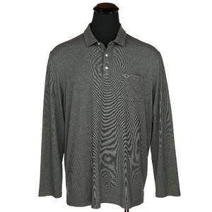 Vineyard Vines Edgartown Long Sleeve Polo Shirt